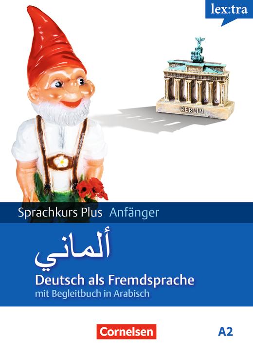 Lextra - Deutsch als Fremdsprache - Lehrbuch mit Audios online - A1/A2