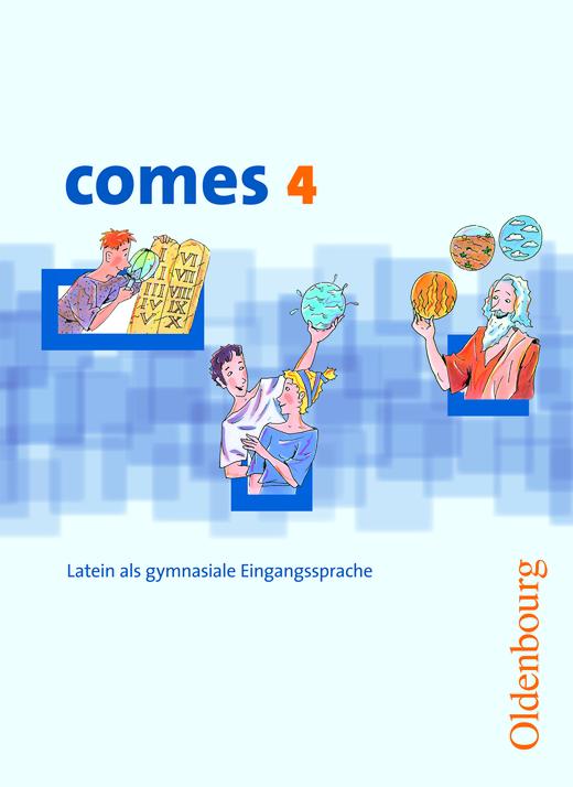 Comes - Schülerbuch - Band 4