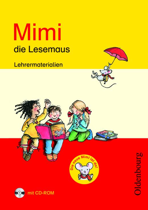Mimi, die Lesemaus - Lehrermaterialien mit CD-ROM im Ordner
