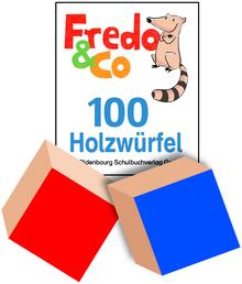 Fredo - Mathematik - Holzwürfel - 1. Schuljahr