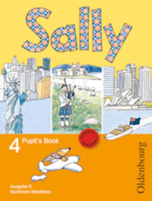 Sally - Pupil's Book - 4. Schuljahr