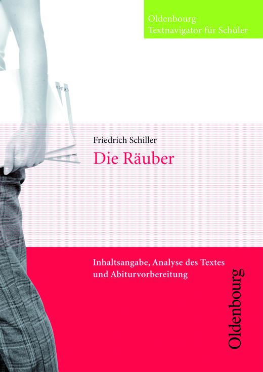 Oldenbourg Textnavigator für Schüler - Die Räuber