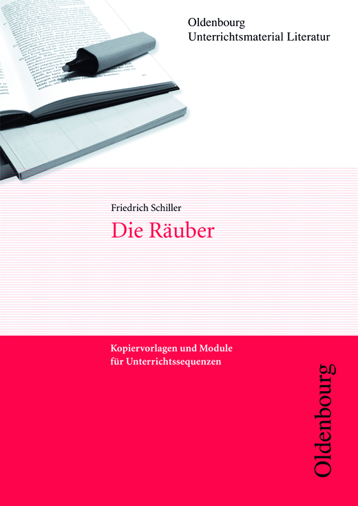 Oldenbourg Unterrichtsmaterial Literatur - Die Räuber