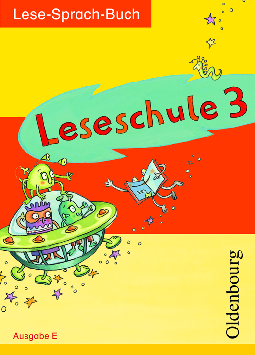 Leseschule - Lese-Sprach-Buch - 3. Schuljahr