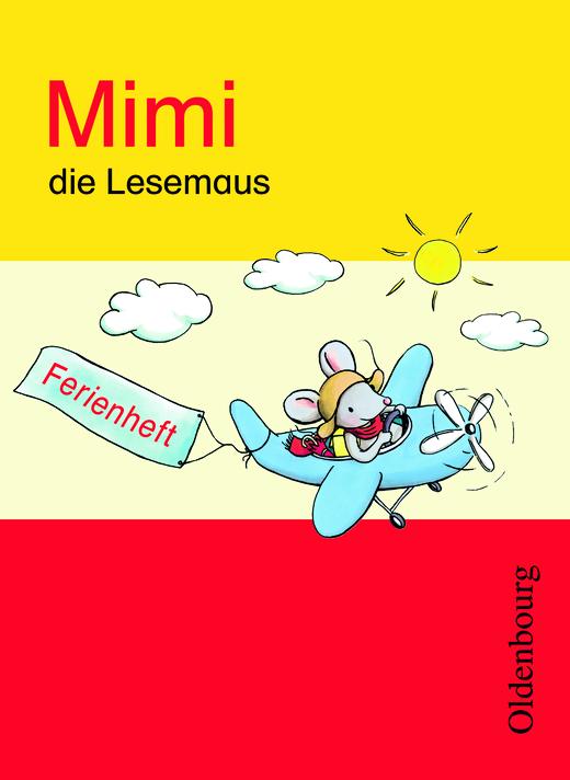 Mimi, die Lesemaus - Ferienheft