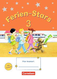 Ferien-Stars - Übungsheft - 3. Schuljahr