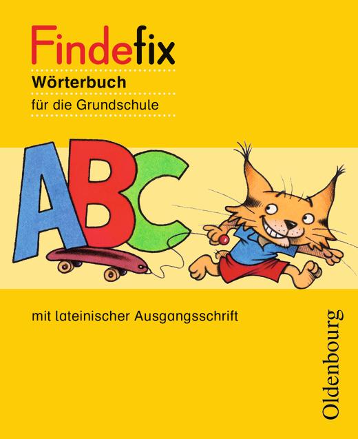 Findefix - Wörterbuch in lateinischer Ausgangsschrift