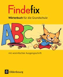 Findefix - Wörterbuch in vereinfachter Ausgangsschrift