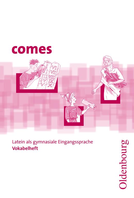 Comes - Vokabelheft - Zu allen Bänden