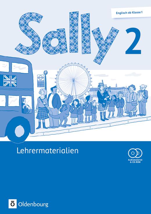 Sally - Lehrermaterialien im Ordner - 2. Schuljahr