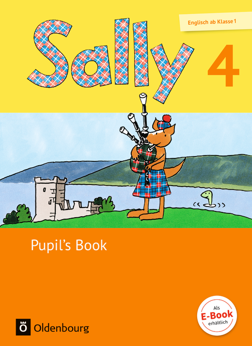 Sally - Pupil's Book - 4. Schuljahr