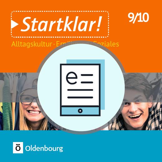 Startklar! - Schülerbuch als E-Book - 9./10. Schuljahr