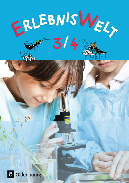 Erlebniswelt - Schülerbuch - 3./4. Jahrgangsstufe