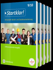 Startklar! - Wirtschaft/Berufs- und Studienorientierung - Differenzierende Ausgabe Baden-Württemberg