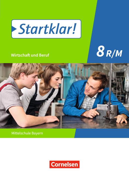 Startklar! - Schülerbuch - 8. Jahrgangsstufe