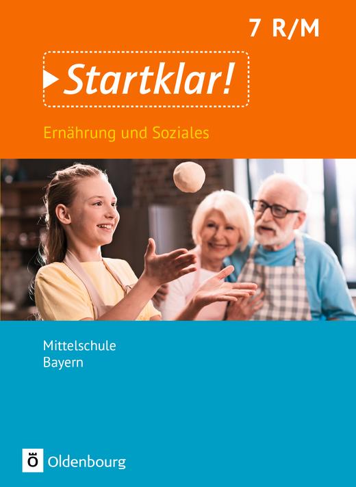 Startklar! - Schülerbuch - 7. Jahrgangsstufe
