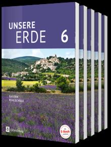 Unsere Erde (Oldenbourg) - Realschule Bayern 2017