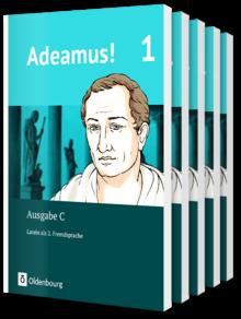 Adeamus! - Ausgabe C - Latein als 2. Fremdsprache