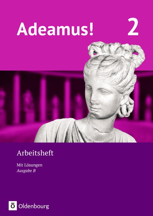 Adeamus! - Arbeitsheft - Band 2