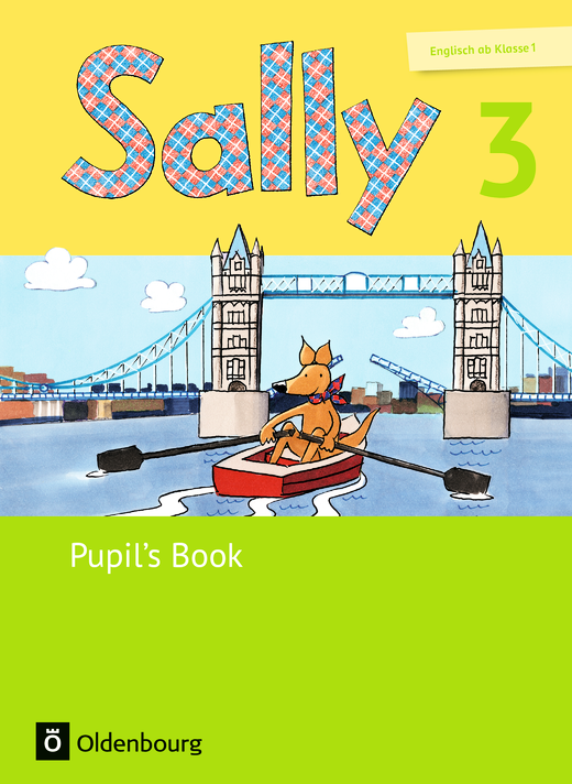 Sally - Pupil's Book - 3. Schuljahr