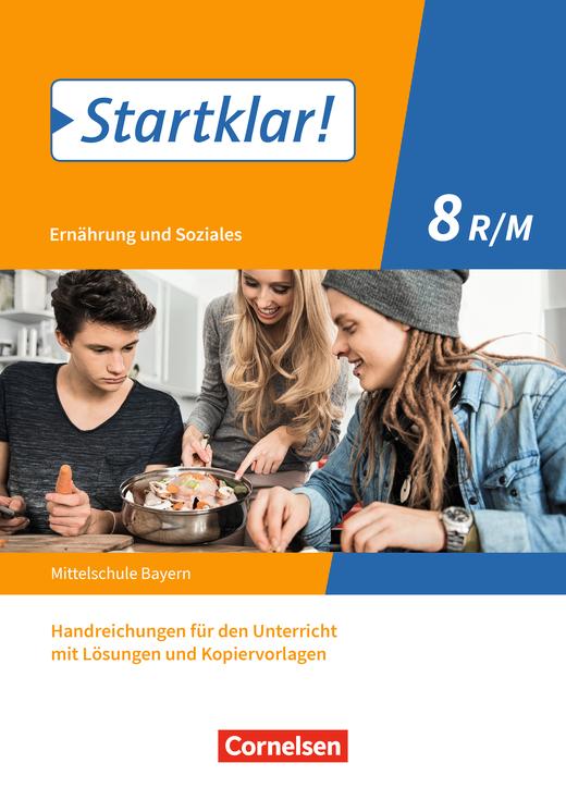 Startklar! - Handreichungen für den Unterricht - 8. Jahrgangsstufe