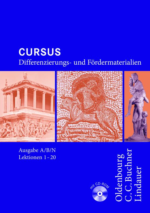 Cursus - Differenzierungs- und Fördermaterialien mit CD-ROM