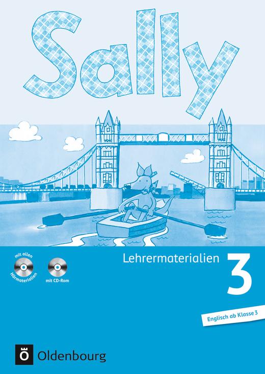 Sally - Lehrermaterialien im Ordner - 3. Schuljahr