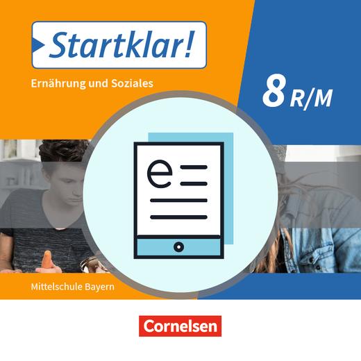 Startklar! - Schülerbuch als E-Book - 8. Jahrgangsstufe