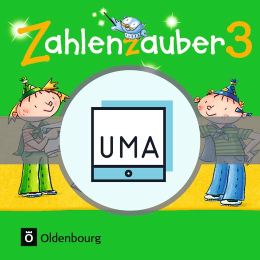 Zahlenzauber - Unterrichtsmanager - Vollversion - online und als Download - 3. Jahrgangsstufe