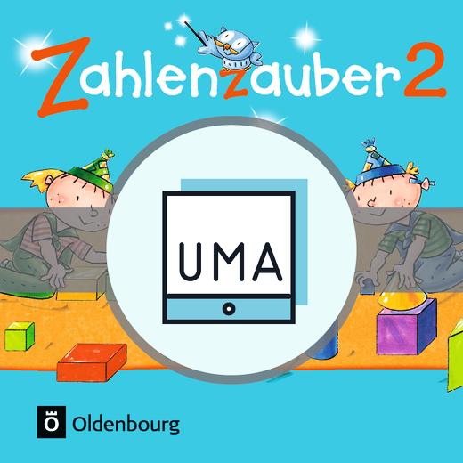 Zahlenzauber - Unterrichtsmanager - Vollversion - online und als Download - 2. Schuljahr