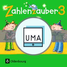 Zahlenzauber - Unterrichtsmanager - Vollversion - online und als Download - 3. Schuljahr