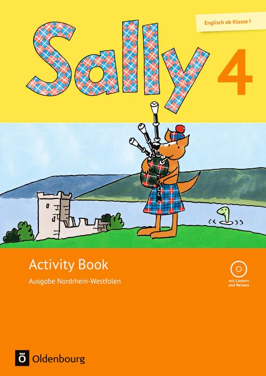 Sally - Activity Book - 4. Schuljahr