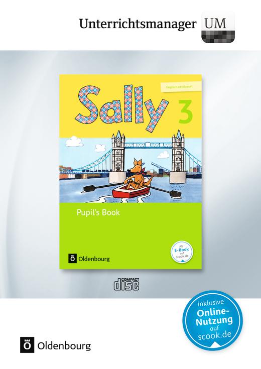 Sally - Unterrichtsmanager - Vollversion auf DVD-ROM - 3. Schuljahr