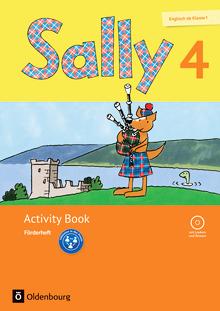 Sally Schuljahr Fit for five 4 Übungsheft zu allen Ausg.