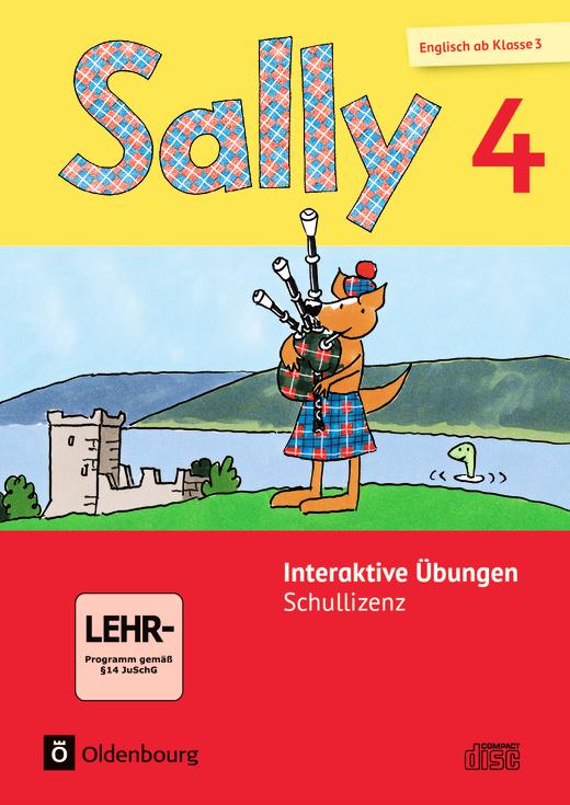 Sally - Interaktive Übungen als Ergänzung zum Activity Book - 4. Schuljahr
