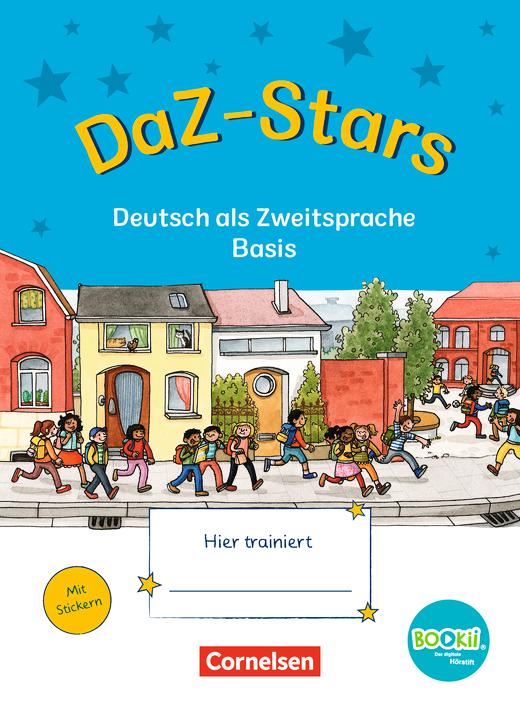 DaZ-Stars - Deutsch als Zweitsprache - Basis - Übungsheft