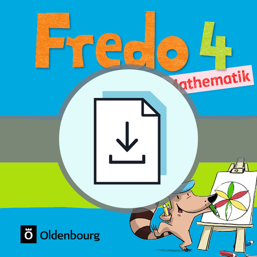 Fredo - Mathematik - Hinweise und Kopiervorlagen zum Förderheft als Download - 4. Schuljahr