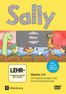 Sally - Stories - Video-DVD - 3./4. Schuljahr