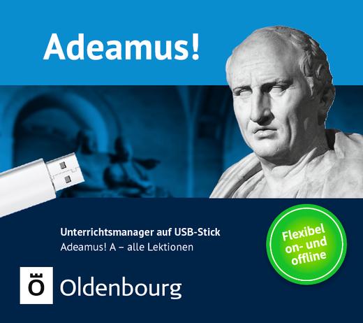 Adeamus! - Unterrichtsmanager auf USB-Stick