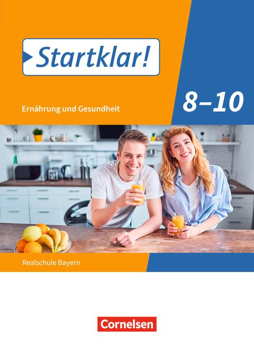 Startklar! - Schülerbuch - 8.-10. Jahrgangsstufe