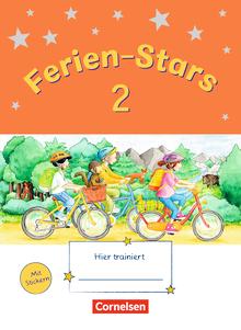 Ferien-Stars - Übungsheft - 2. Schuljahr