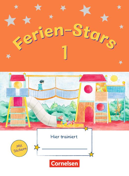 Ferien-Stars - Übungsheft - 1. Schuljahr