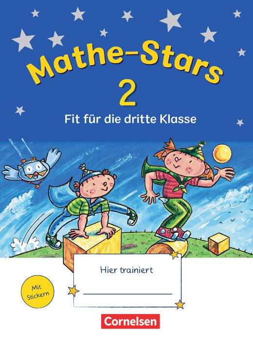 Mathe-Stars - Fit für die 3. Klasse - Übungsheft