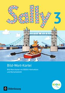 Sally - Bild-Wort-Kartei und Wortschatzheft im Paket - 3. Schuljahr