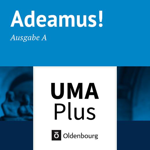 Adeamus! - Unterrichtsmanager Plus online