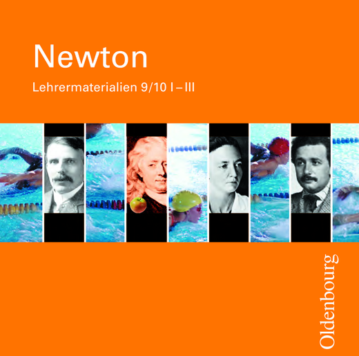 Newton - Lehrermaterialien auf CD-ROM - Band 9/10 - Ausgabe I-III
