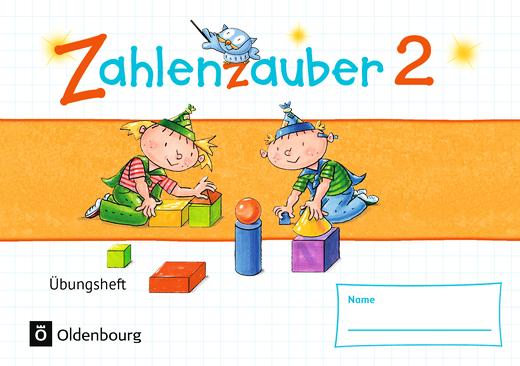Zahlenzauber - Übungsheft - 2. Schuljahr