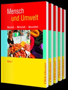 Mensch und Umwelt - Für Baden-Württemberg, Brandenburg, Sachsen-Anhalt und Thüringen
