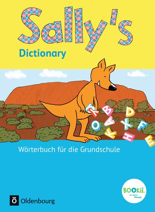 Sally - Sally's Dictionary - Mit BOOKii-Funktion - Wörterbuch - Zu allen Schuljahren