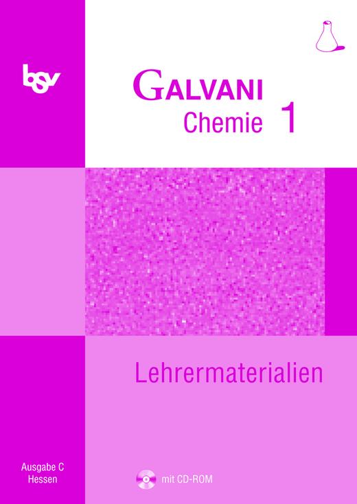 Galvani - Lehrermaterialien mit CD-ROM - Band 1